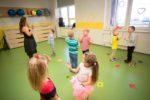 Игровые упражнения для детей фото