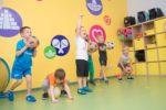 Фото занятия футболом для детей - 5