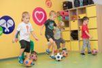 Фото занятия футболом для детей - 4